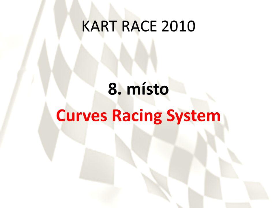 KART RACE 2010 7. místo Kartland