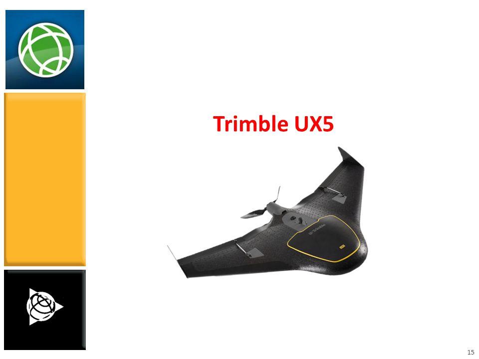 15 Trimble UX5