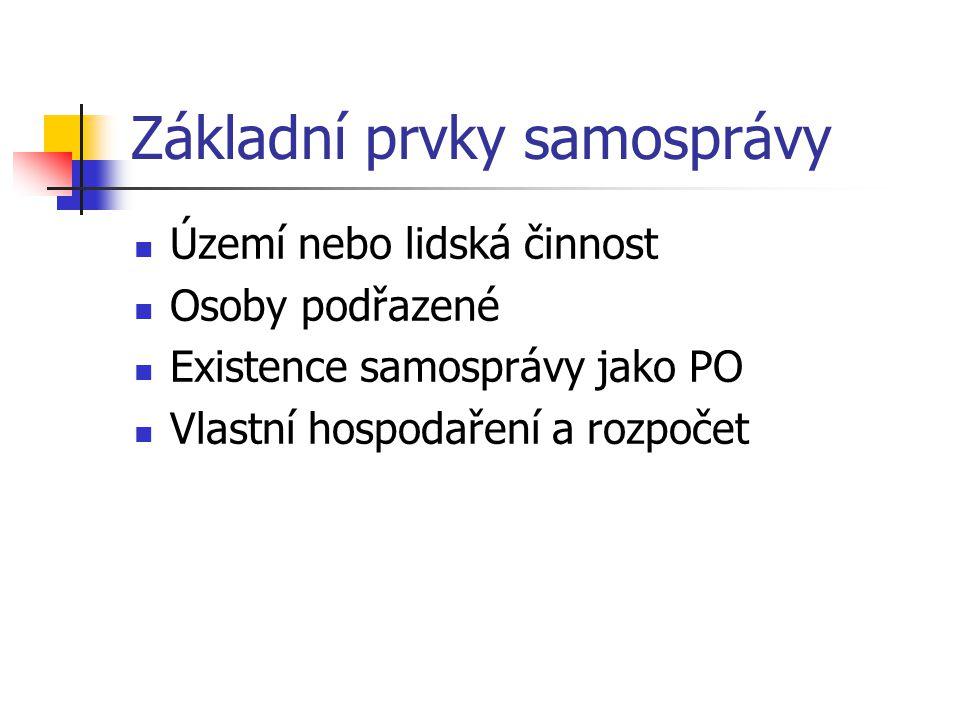 Základní právní úprava 4/4 Z.č.