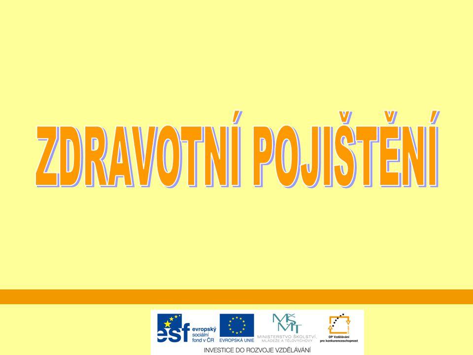 - zákon č.48/1997 Sb., o veřejném zdravotním pojištění - zákon č.