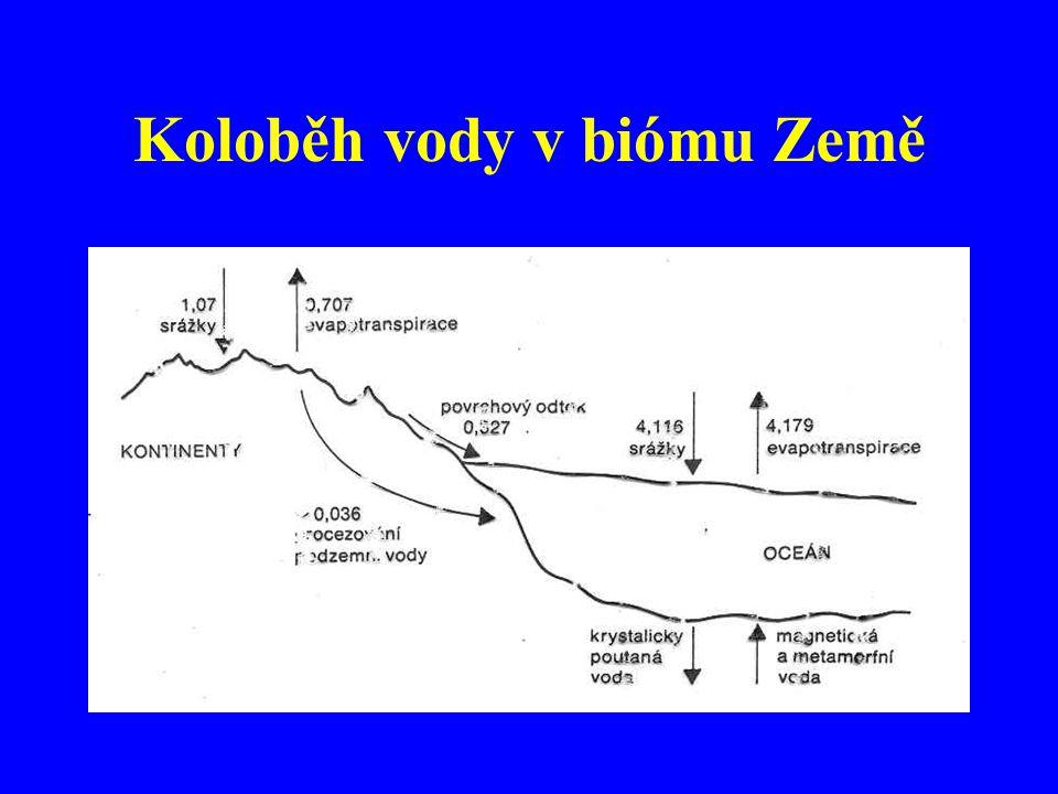 Viskozita (dynamická) vody Vnitřní tření – odpor prostřední (vody) proti vlastnímu pohybu nebo jiné částici.
