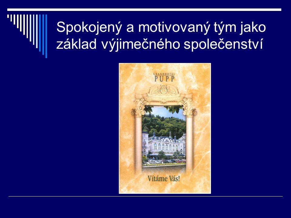 Spokojený a motivovaný tým jako základ výjimečného společenství Děkuji za pozornost a přeji Vám hodně radosti ve spokojených týmech www.romanvacho.cz