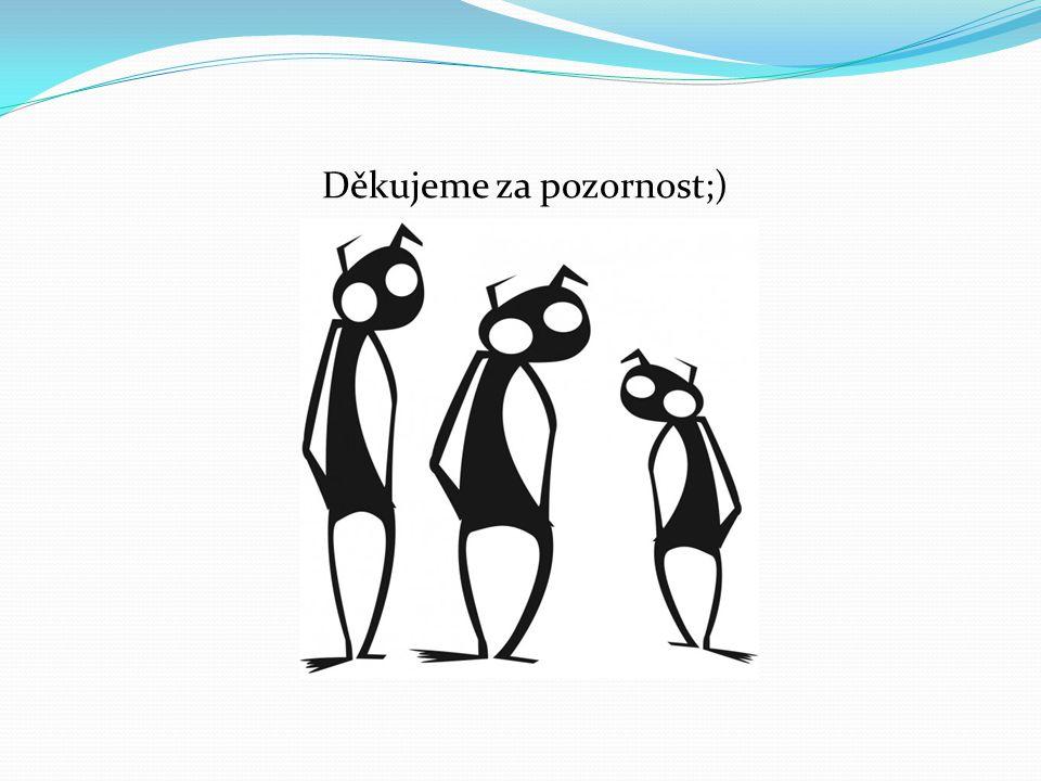 Děkujeme za pozornost;)