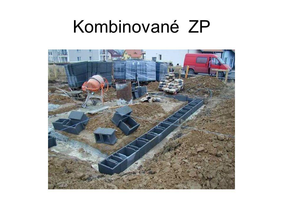 Základová deska Základová deska stavby vynáší celou stavbu a musí být dimenzována tak aby přenesla soustředěné zatížení všech konstrukcí.