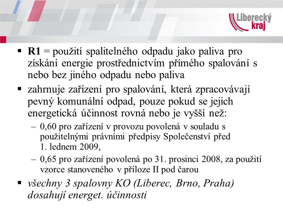 Zařízení  malá zařízení –jedna zakládka 10 t, roční kapacita 150 t –provozování na základě kladného vyjádření ORP  zařízení provozovaná na základě souhlasu KÚ  podrobnosti nakládání s BRO upravuje vyhláška č.