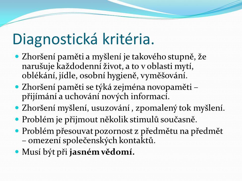 Anankastická (nutkavá) porucha osobnosti.Pocity nadměrných pochyb a opatrnosti.