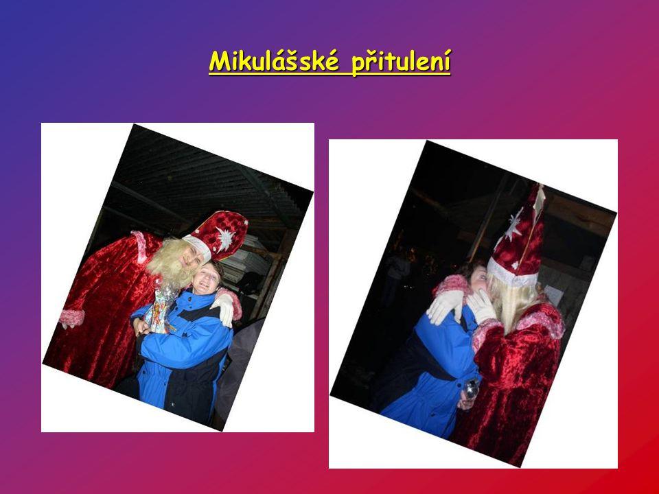 Mikulášské přitulení