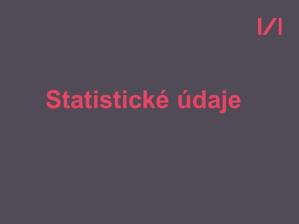 Statistické údaje 11