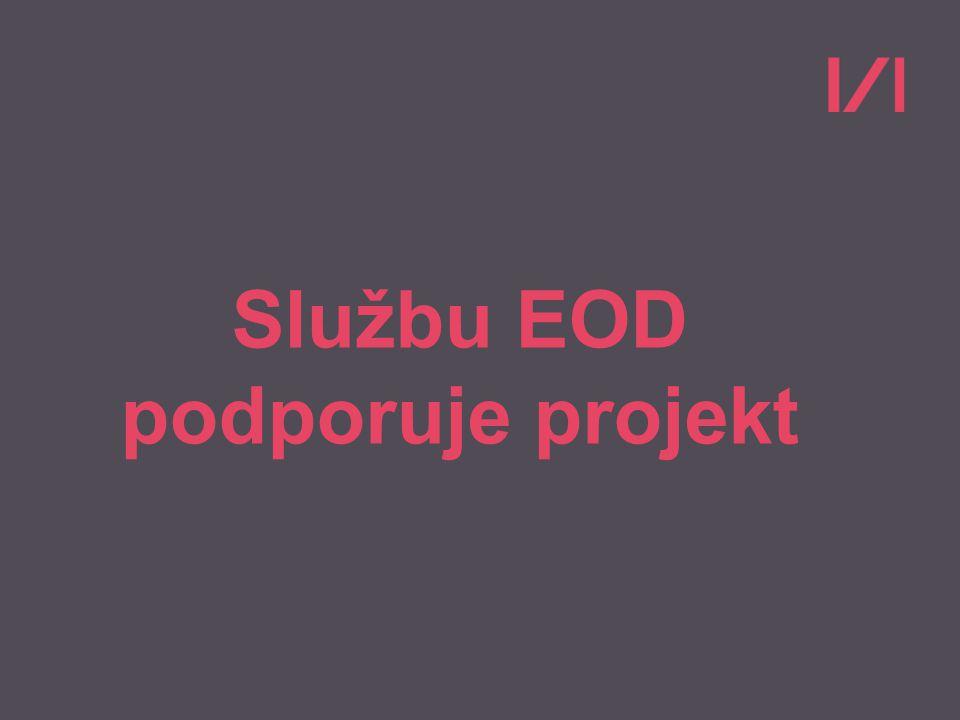 Moravská zemská knihovna Projekt EOD (2009-2013) projekt evropského programu Kultura koordinátor: Univerzitní a zemská knihovna Tyrolska v Innsbrucku trvání: 48 měsíců 20 partnerů z 10 zemí OTEVŘENO I PRO DALŠÍ INSTITUCE.