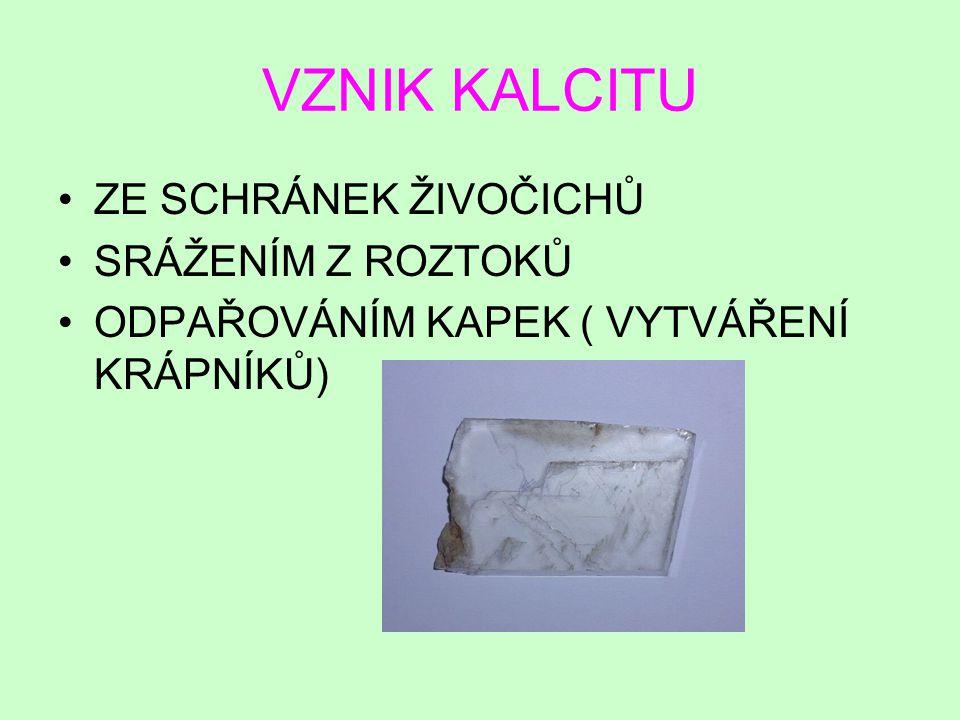 Téma: UHLIČITANY- PŘÍRODOPIS-9.ROČNÍK Použitý software: držitel licence - ZŠ J.