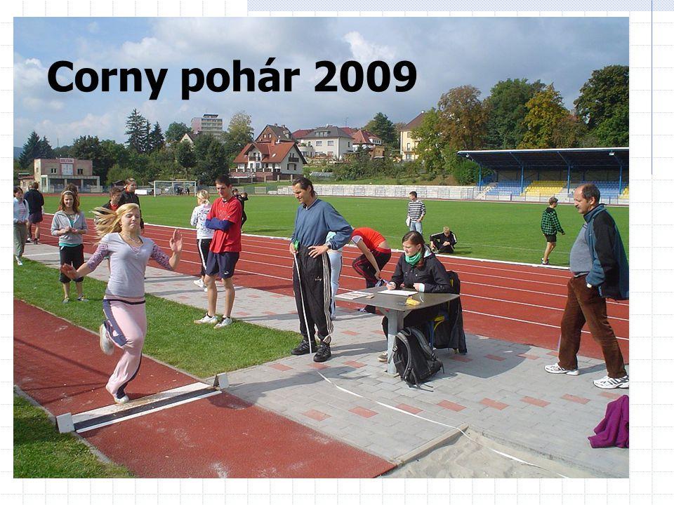 Corny pohár 2009