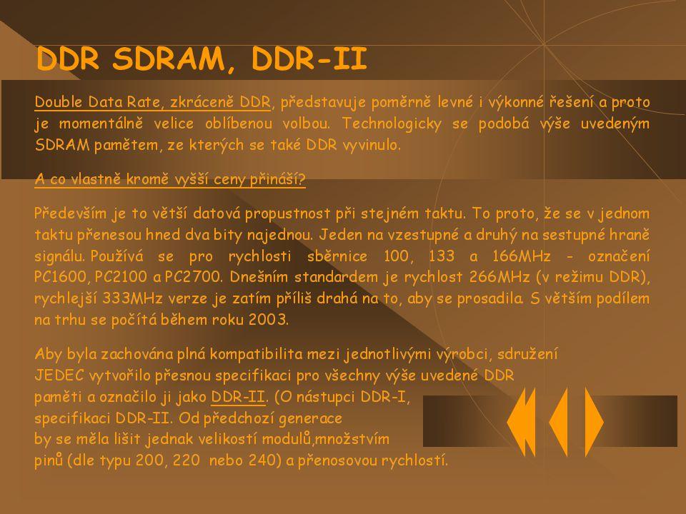 DDR SDRAM, DDR-II
