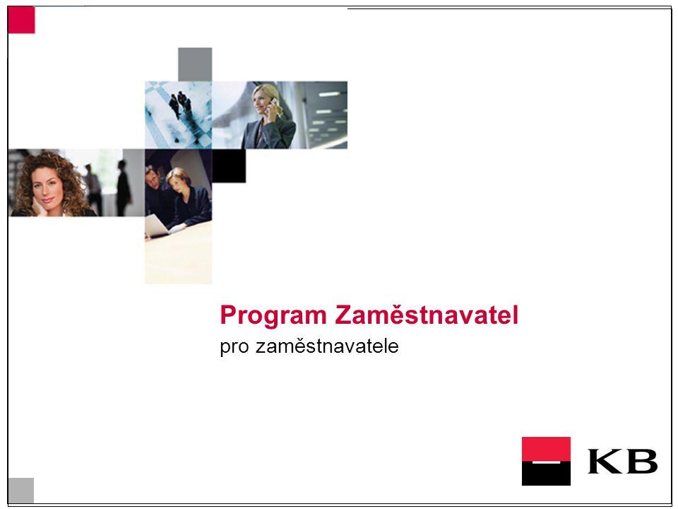 Program Zaměstnavatel pro zaměstnavatele