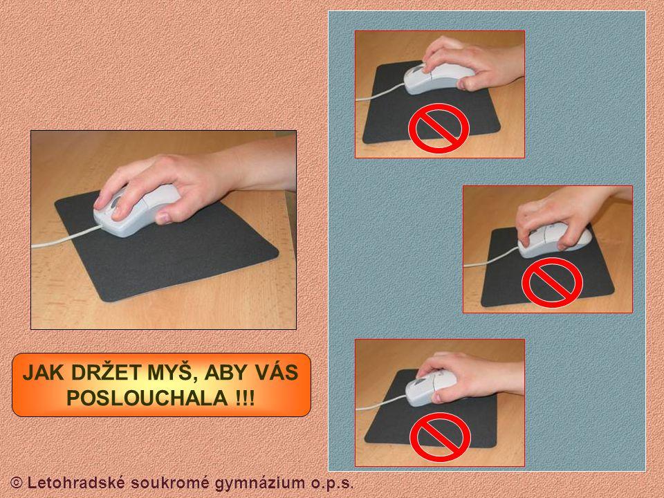 © Letohradské soukromé gymnázium o.p.s. Grafická karta - monitory COM2 - některé modemy a další zařízení USB – fotoaparáty, skenery, tiskárny a mnoho