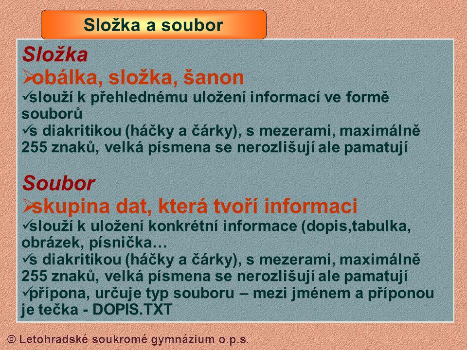 © Letohradské soukromé gymnázium o.p.s. JAK SE VNUTÍ SPYWARE ?