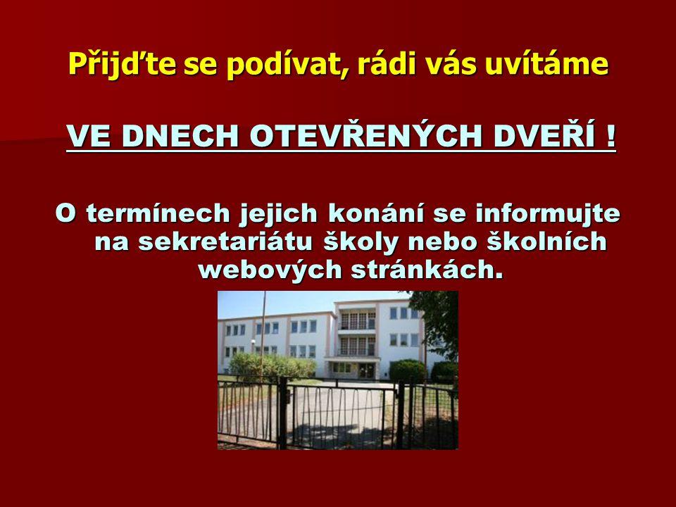 areál školy: