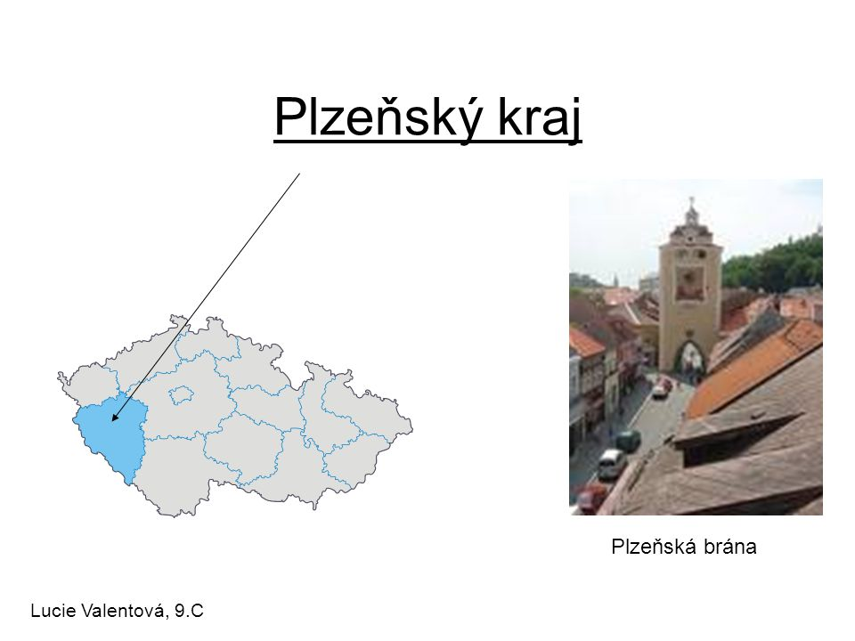 Základní informace rozloha kraje: 7 561km2 (3.místo) počet obyvatel: 552 982 obyvatel hustota osídlení: 73 obyvatel./km2 krajské město (počet obyvatel): Plzeň (163 392 obyvatel.) nejvyšší bod: Velká Mokrůvka(1 370 m) oficiální internetová adresa: //www.kr-plzensky.cz///www.kr-plzensky.cz/ znak vlajka