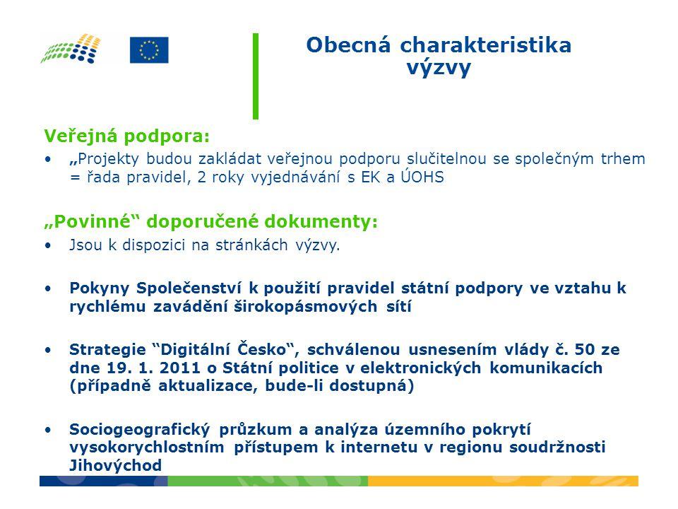 4. Vlastnictví sítě, správa, cenová politika a doklad o vyjádření zájmu