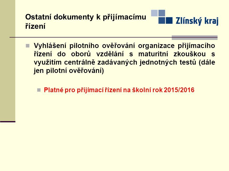  K vyplnění těchto údajů je možné použít přiložený formulář žádosti na www.zkola.cz v sekci přijímací řízení na SŠ.www.zkola.cz  Zápisový lístek bude na základě těchto údajů zaevidován v databázi žadatelů.