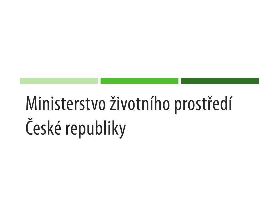 Pohled MŽP na budoucnost české energetiky 2 XXII.Seminář energetiků 25.