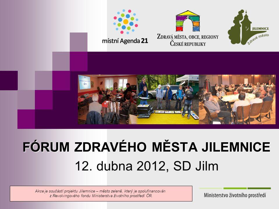 Co pro Vás chystáme/děláme v roce 2012.