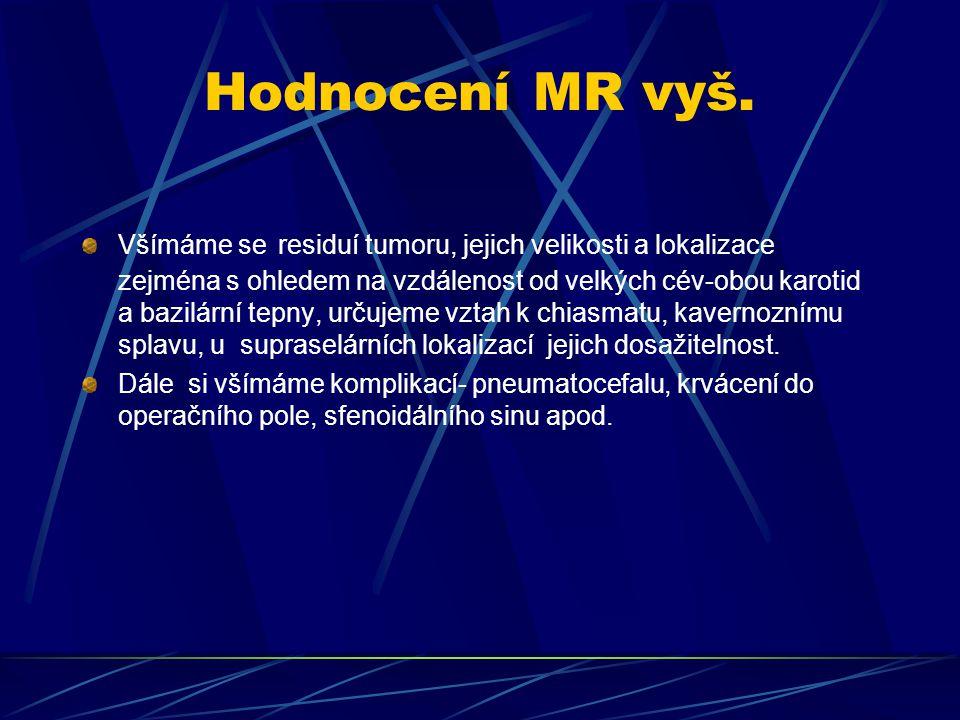 Hodnocení MR vyš.