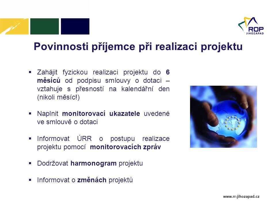 www.rr-jihozapad.cz Kontakt Územní odbor implementace programu Plzeň Poděbradova 2842/1 (Avalon Business Center - 4.