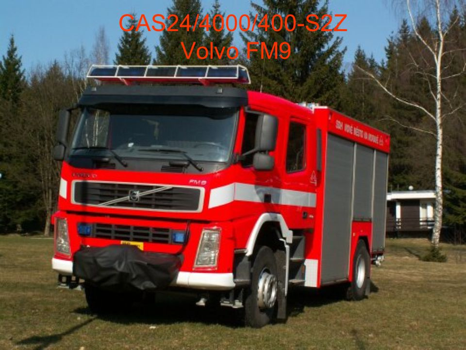 CAS24/4000/400-S2Z Volvo FM9