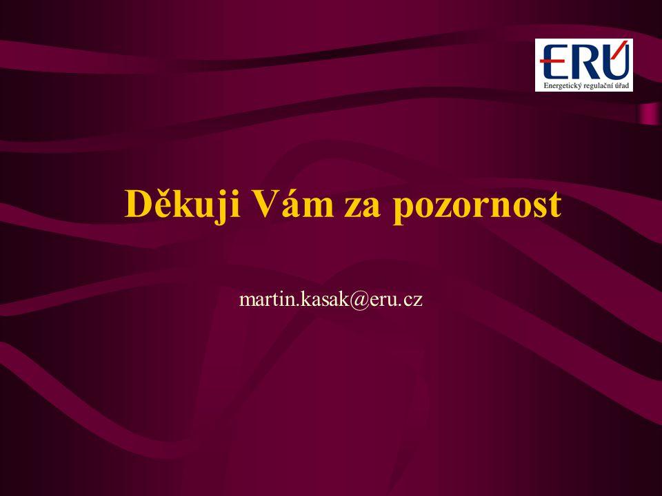 Děkuji Vám za pozornost martin.kasak@eru.cz