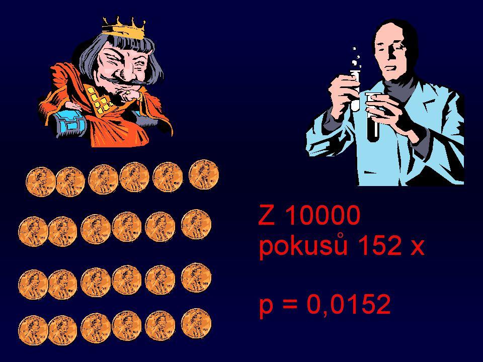 Tři možné přístupy: Klasické statistické testy Exaktní testy Randomizační a Monte Carlo testy