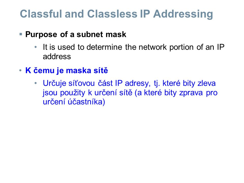 ITE PC v4.0 Chapter 1 29 © 2007 Cisco Systems, Inc. All rights reserved.Cisco Public