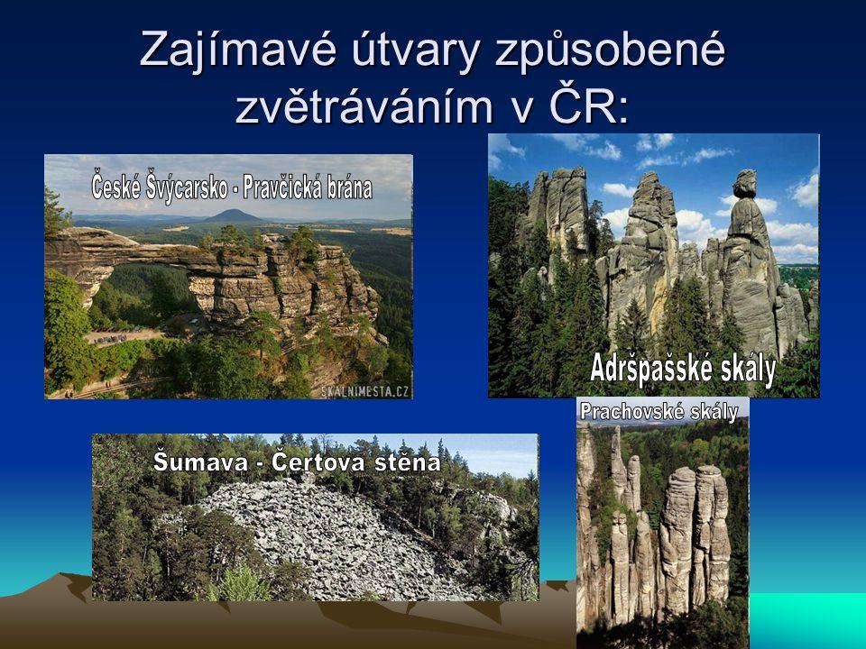 V prezentaci byly použity zdroje z těchto internetových stránek: www.gify.nou.cz www.treking.cz www.skalnimesta.cz