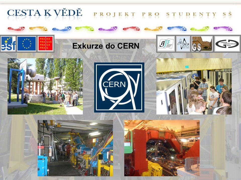 Exkurze do CERN