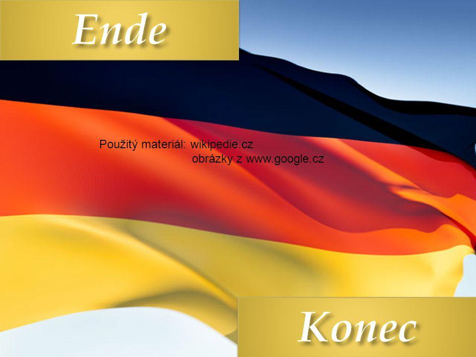 Použitý materiál: wikipedie.cz obrázky z www.google.cz