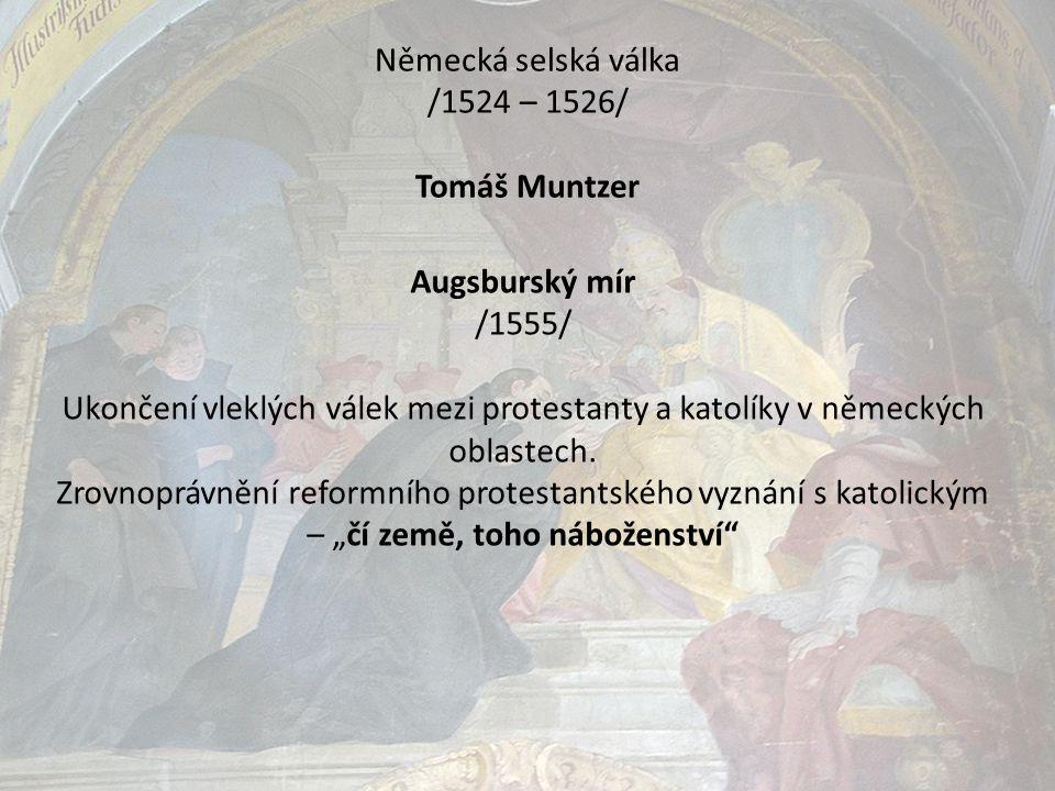 HULDRYCH ZWINGLI /1484 - 1531/ Humanista, teolog, první představitel švýcarské reformace.