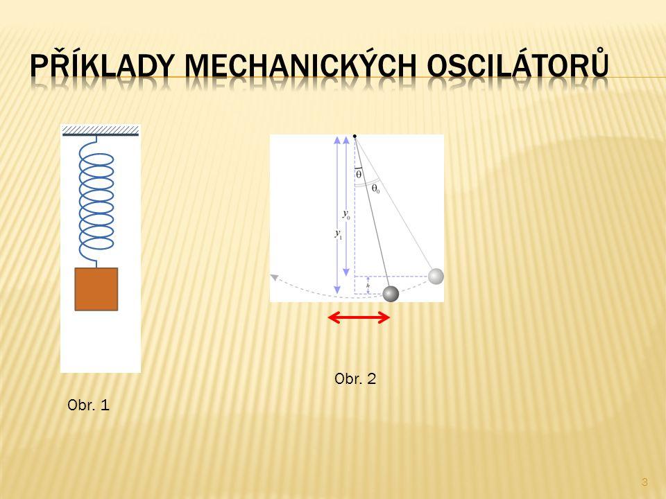 4 Volně zavěšené kyvadlo je v rovnovážné poloze.