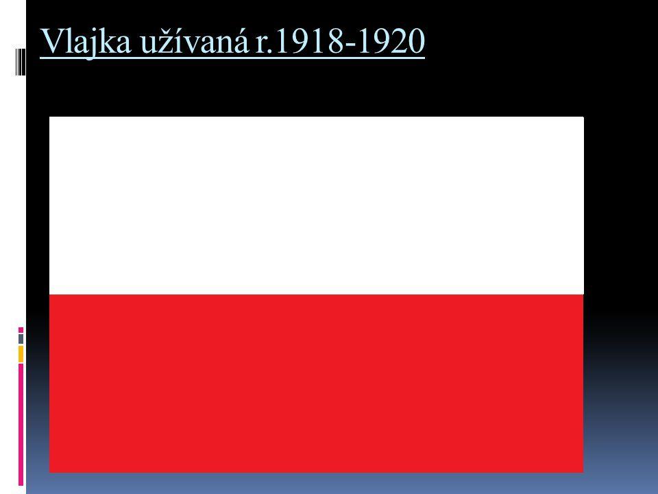 Definitivně schválená vlajka