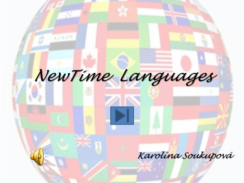 NewTime Languages Karolína Soukupová