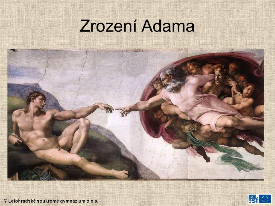Zrození Adama