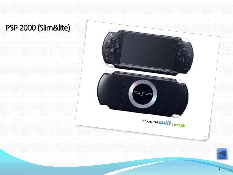 66 PSP 2000 (Slim&lite)