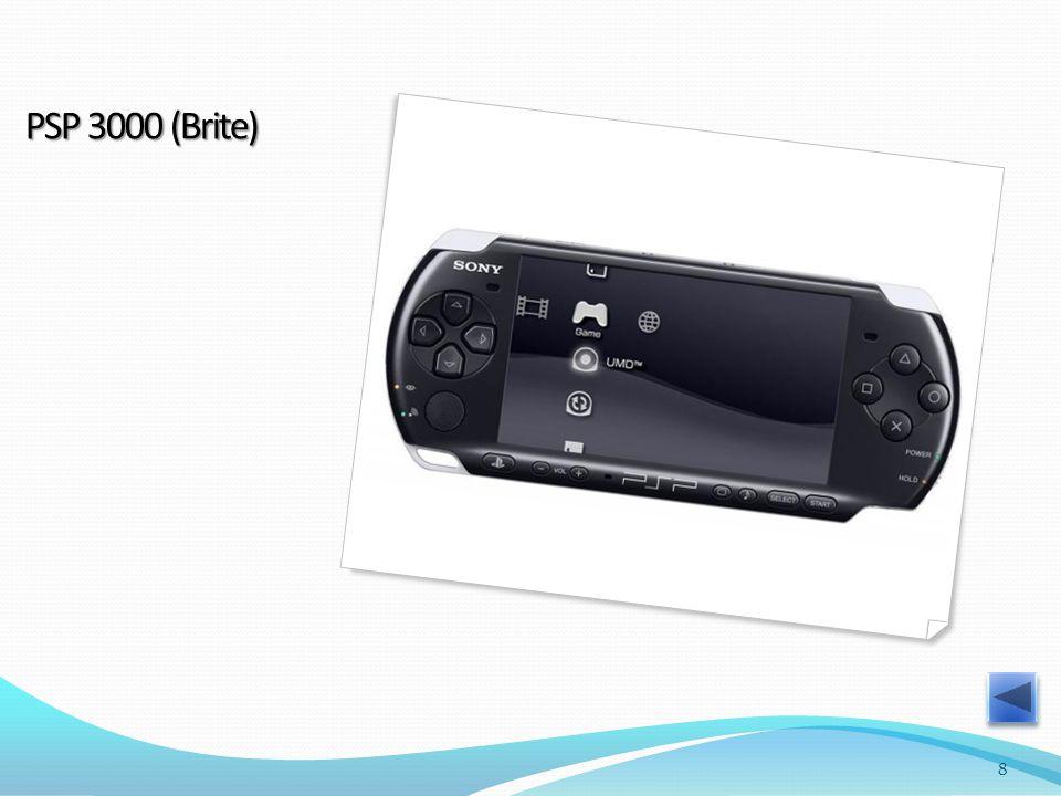 8 PSP 3000 (Brite)