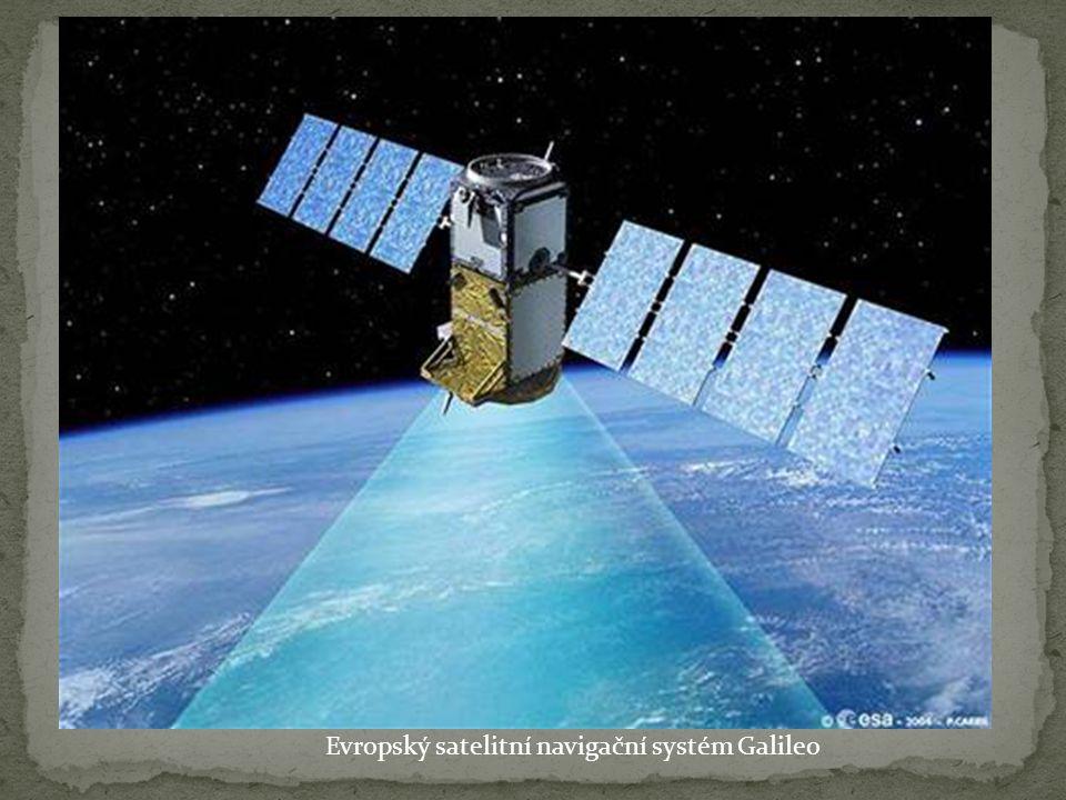 Evropský satelitní navigační systém Galileo