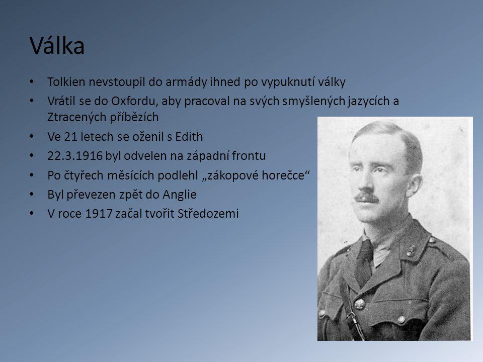 Děkuji za pozornost Zdroj: tolkien.cztolkien.cz cs.wikipedia.org/wiki/Tolkien tolkien.nazory.cz