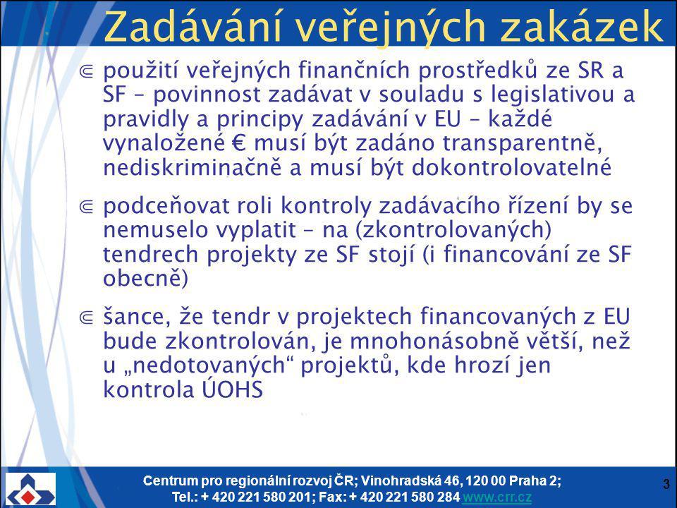 Centrum pro regionální rozvoj ČR; Vinohradská 46, 120 00 Praha 2; Tel.: + 420 221 580 201; Fax: + 420 221 580 284 www.crr.czwww.crr.cz 3 ⋐použití veře