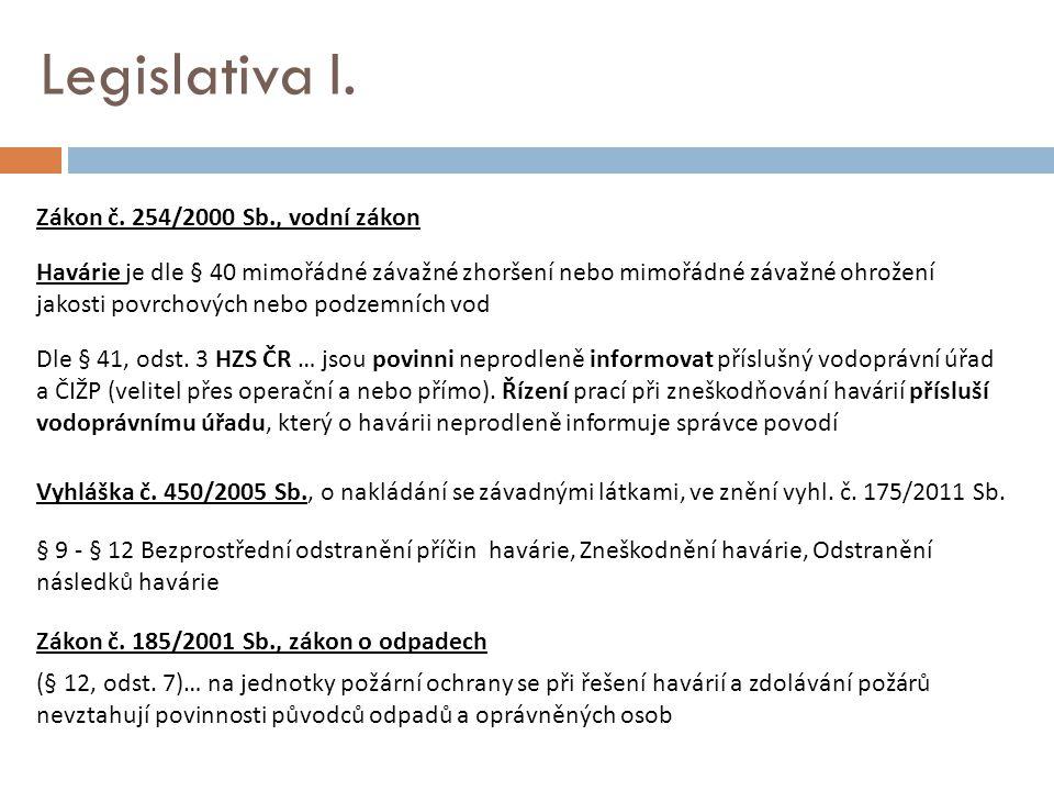 Legislativa II.