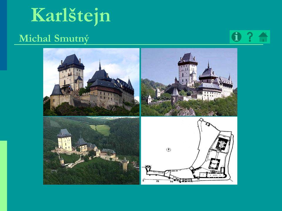  Hrubá stavba Karlštejna trvala přes deset let, vnitřní úpravy kaple svatého Kříže se protáhly až do roku 1365.