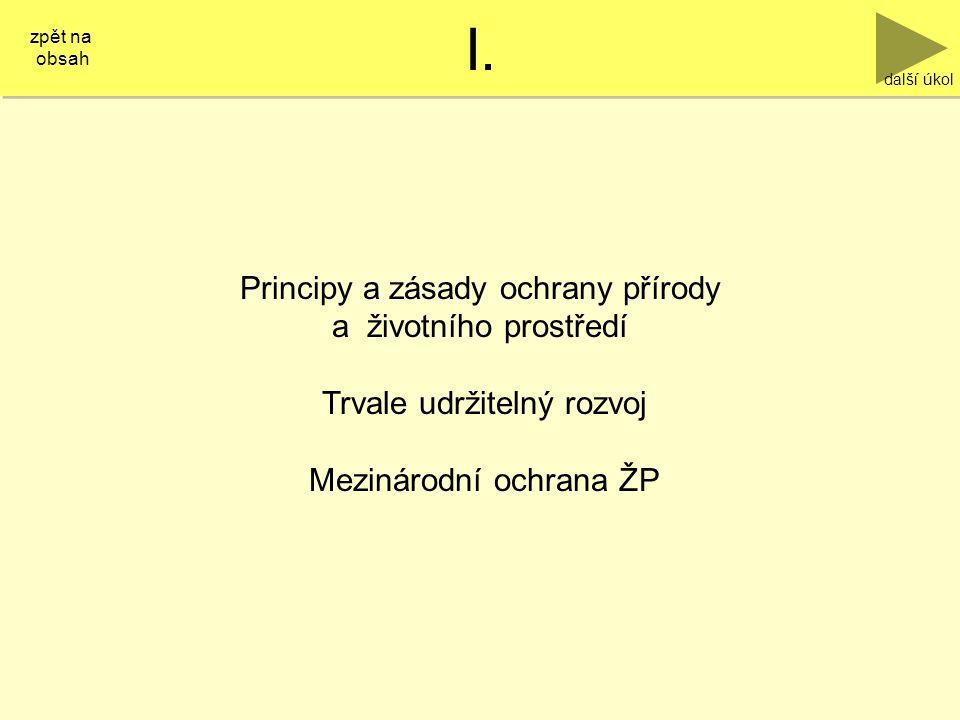 KNIHOVNA Ochrana přírody a krajiny v ČR Zákon č.