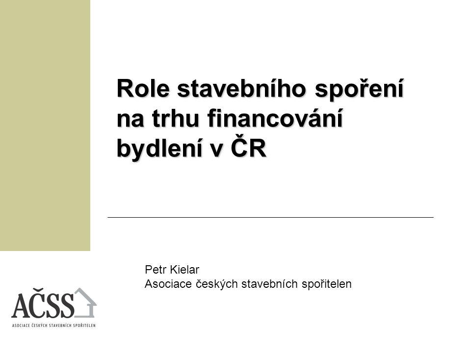050914.ppt 2 Stavební spoření dnes 13 let na finančním trhu nejoblíbenější spořící produkt na trhu nejdostupnější úvěrový produkt na bydlení pro klienty všech příjmových skupin Více než 50 % obyvatel ČR má smlouvu o stavebním spoření Od roku 1993 uzavřeno více než 11,5 milionů smluv o stavebním spoření poskytnuto 1,1 mil.