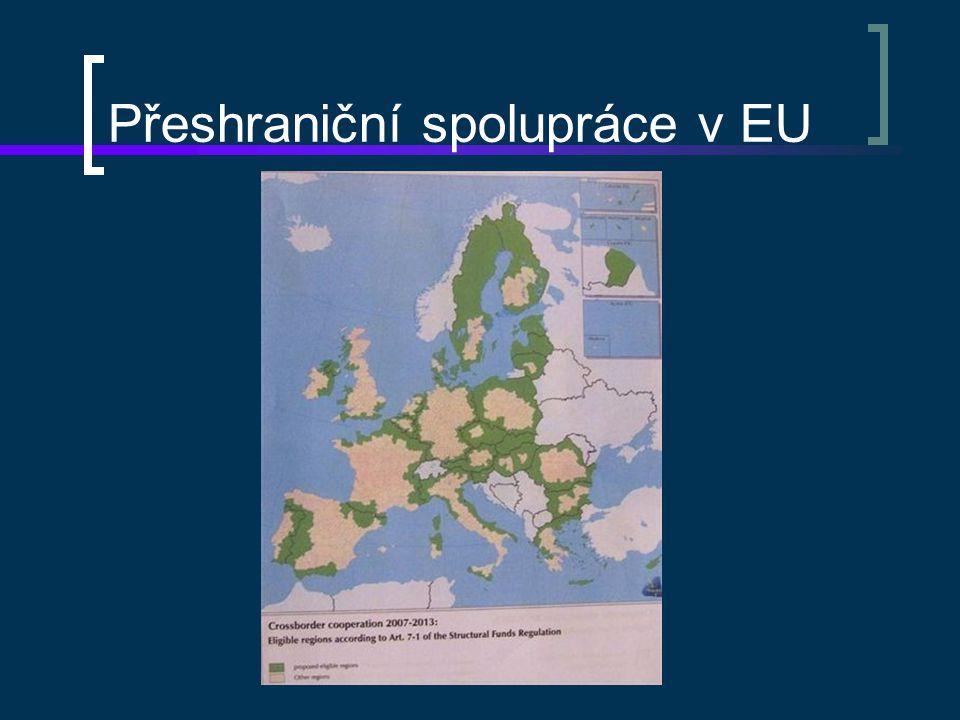 Přeshraniční spolupráce v EU