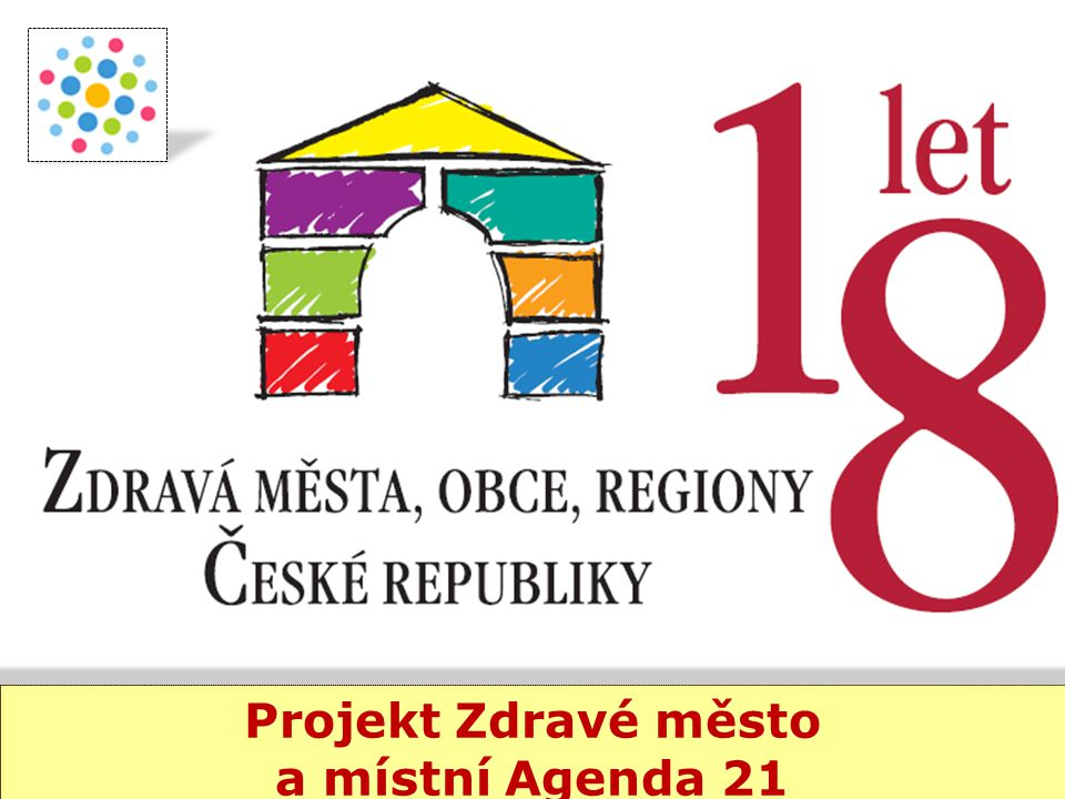 Zdravá města, obce, regiony v ČR 2011 94 členů NSZM (města, kraje, mikroregiony, obce) – 28% obyvatel ČR